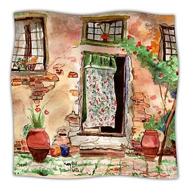KESS InHouse Tuscan Door Throw Blanket; 80'' L x 60'' W