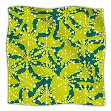 KESS InHouse Festive Splash Throw Blanket; 80'' L x 60'' W