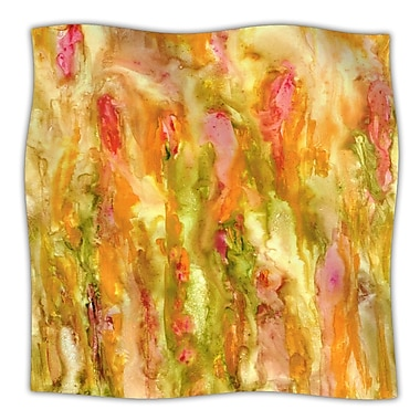 KESS InHouse Walk in The Forest Throw Blanket; 40'' L x 30'' W