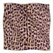 KESS InHouse Leopard Print Throw; 40'' L x 30'' W