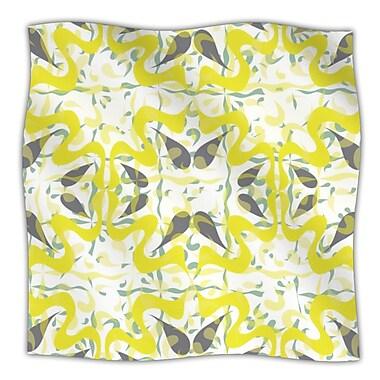 KESS InHouse Azulejos Throw Blanket; 60'' L x 50'' W