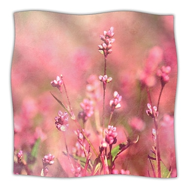 KESS InHouse Its A Sweet Sweet Life Throw Blanket; 40'' L x 30'' W