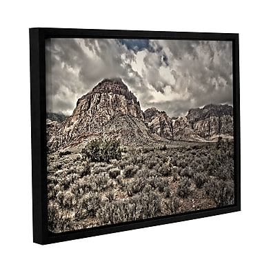 ArtWall No Distractions by Mark Ross Framed Photographic Print; 36'' H x 48'' W