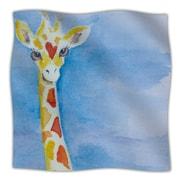 KESS InHouse Topsy Throw Blanket; 60'' L x 50'' W