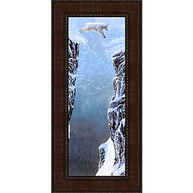 Tangletown Fine Art Faith by Patrick Lundquist Framed Graphic Art