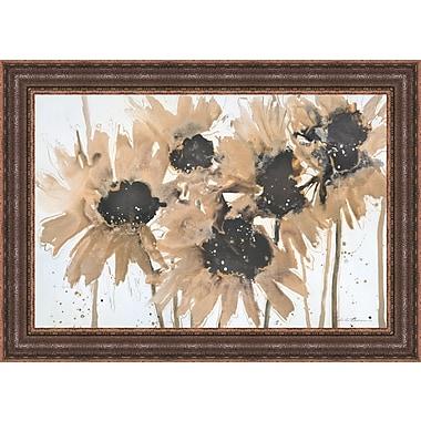 Tangletown Fine Art Amazing Grace by Natasha Barnes Framed Painting Print