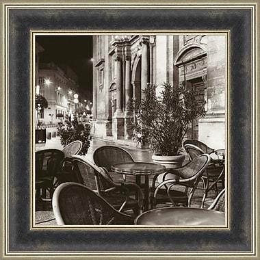 Tangletown Fine Art Cafe Avignon by Alan Blaustein Framed Photographic Print
