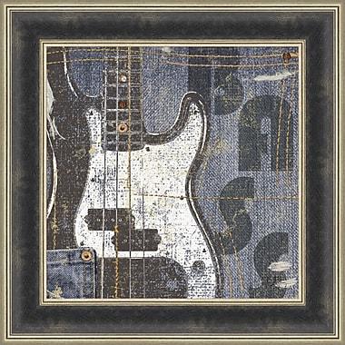 Tangletown Fine Art Rock Concert III by NBL Studio Framed Graphic Art