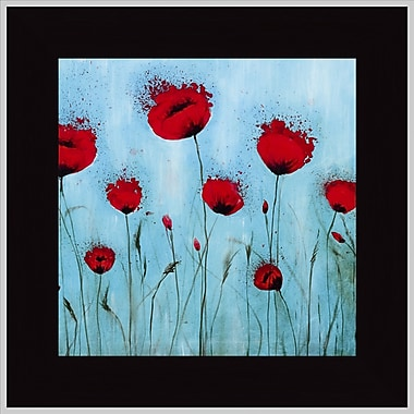 Tangletown Fine Art Endless Summer I Catherine Brink Framed Painting Print