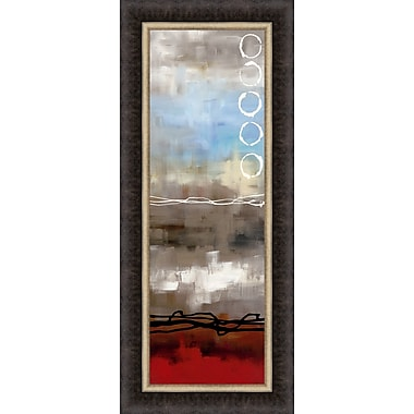 Tangletown Fine Art Elements I by Laurie Maitland Framed Painting Print