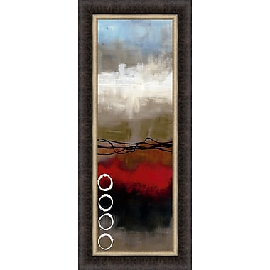 Tangletown Fine Art Elements II by Laurie Maitland Framed Painting Print