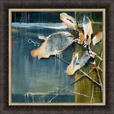 Tangletown Fine Art Life from the Sea I by Terri Burris Framed Painting Print