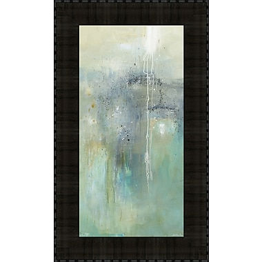 Tangletown Fine Art Sparks of Sea and Sunshine by Heather Ross Framed Painting Print