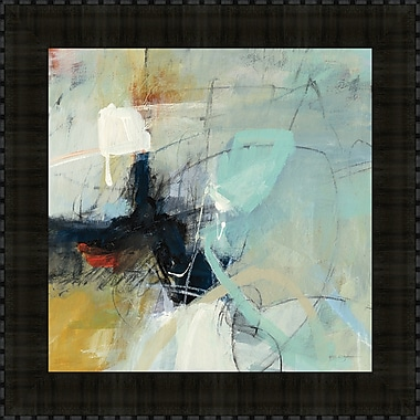 Tangletown Fine Art Apex I by CJ Anderson Framed Painting Print
