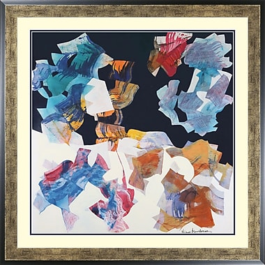 Tangletown Fine Art Mercoled by Nino Mustica Framed Painting Print