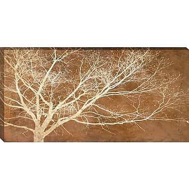 Tangletown Fine Art Dream Tree by Alessio Aprile Framed Painting Print on Wrapped Canvas