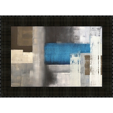 Tangletown Fine Art Blue Moon by Alessio Aprile Framed Painting Print
