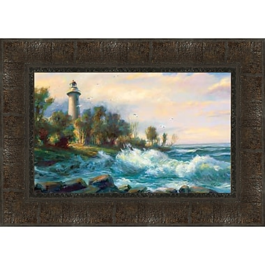 Tangletown Fine Art Guiding Light by Mary Pettis Framed Painting Print