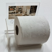 Evideco Cafe Paris Wall Mounted Toilet Paper Holder