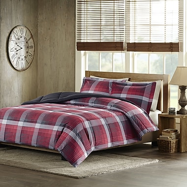 Woolrich Terrytown Comforter Set; Full/Queen