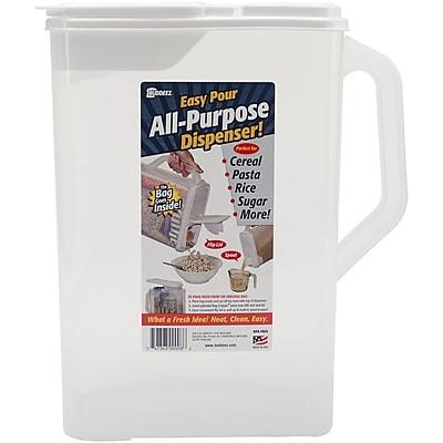 Buddeez 256 Oz. Single Cereal Dispenser