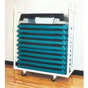 Duracart Health Club Step Utility Cart