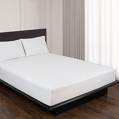 Furinno Angeland 0.5'' Polyester Mattress Pad; Twin