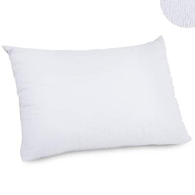 Furinno Angeland Terry Cloth Waterproof Pillow Protector (Set of 2); Standard