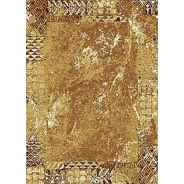 Luxury Home Tripoli Brown Area Rug