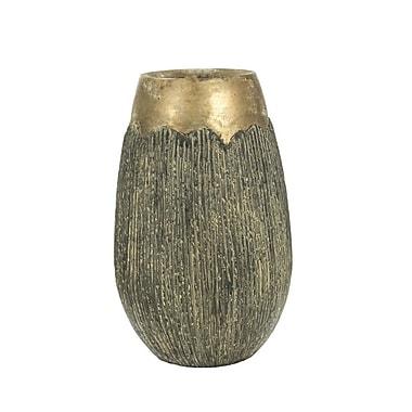 Sagebrook Home Two Texture Vase