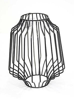 Sagebrook Home Metal Vase