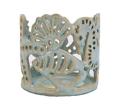 Sagebrook Home Sea Shell Vase