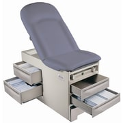 Brewer Access 5000 Model Exam Table; 5000 / Charcoal Plush