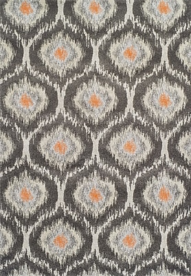 Dalyn Rug Co. Modern Greys Dalyn Pewter Area Rug; 3'3'' X 5'3''