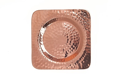 Sertodo Copper Napa Square Cup Coaster WYF078279056158