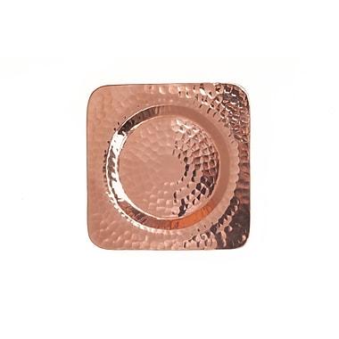 Sertodo Copper Napa Round Cup Coaster