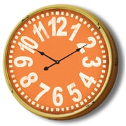 ByronAnthonyHome 20'' Burst of Sunshine Framed Wall Clock