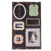 ByronAnthonyHome 6 Piece Throwback Collage Picture Frame Set