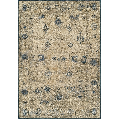 Dalyn Rug Co. Antiquity Dalyn Teal Area Rug; 9'6'' X 13'2''
