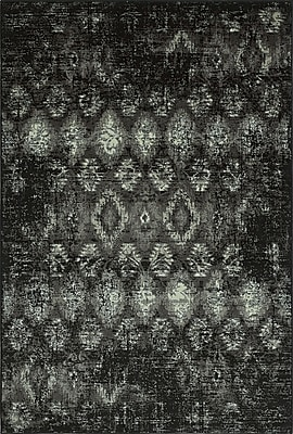 Dalyn Rug Co. Beckham Dalyn Black Area Rug; 3'3'' X 5'1''