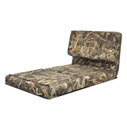 Urban Shop 3 in 1 Realtree Ultra Suede Convertible Chair
