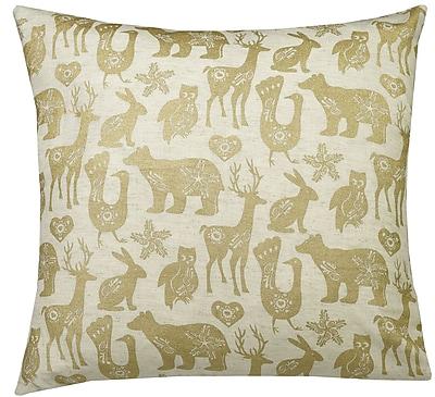 Westex Urban Loft Animal Farm Indoor/Outdoor Throw Pillow