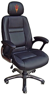 Tailgate Toss NCAA Desk Chair; Arizona State Sun Devils