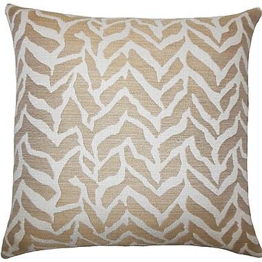 The Pillow Collection Wakinyela Geometric Throw Pillow; 18'' H x 18'' W x 5'' D