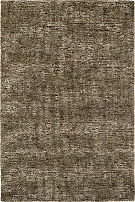Dalyn Rug Co. Toro Hand-Loomed Mocha Area Rug; Rectangle 8' x 10'
