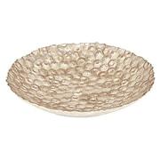 Woodland Imports Hex Decorative Bowl