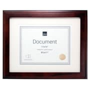nexxt Design Kiera Grace 8 Piece Oxford Wood Document Picture Frame Set (Set of 8); Espresso