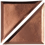Sertodo Copper Aleppo Triangle Platter (Set of 2)