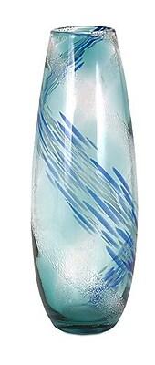 Woodland Imports Caspian Glass Vase