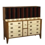 French Heritage Felix 42'' Chest; Beige